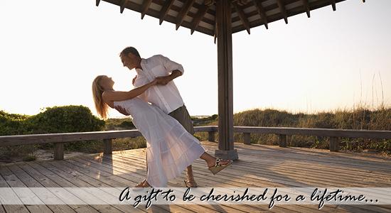 Four Seasons Travel Time Honeymoon Registry